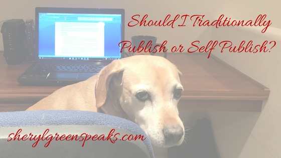 Should I Traditionally Publish or Self Publish my Book?